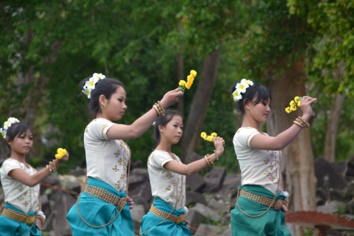 Poung Maree dance on Khmer Culture Day